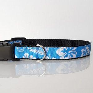 1 Inch Blue Luau Puppy