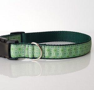 1 Inch Irish Luck Green Puppy