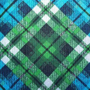 Argyll 3 Green Blue