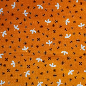 Daisy Party 6 Orange Puppy