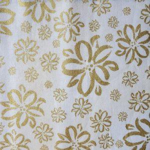 Garden Party 8 Gold Yellow White