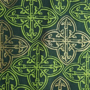 Irish Knot Green