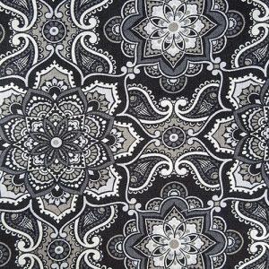 Istanbul 5 Black White