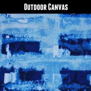 Outdoor Ankara 16 Blue Rush