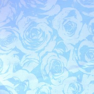 Rose Garden 16 Steel Blue