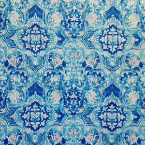 Tapestry 1 Blue