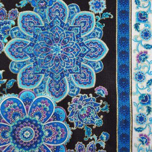 Tapestry 7 Istanbul Blue