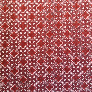 Tapestry Tile 3 Red