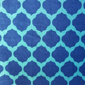 Tapestry Tile 4 Blue Teal