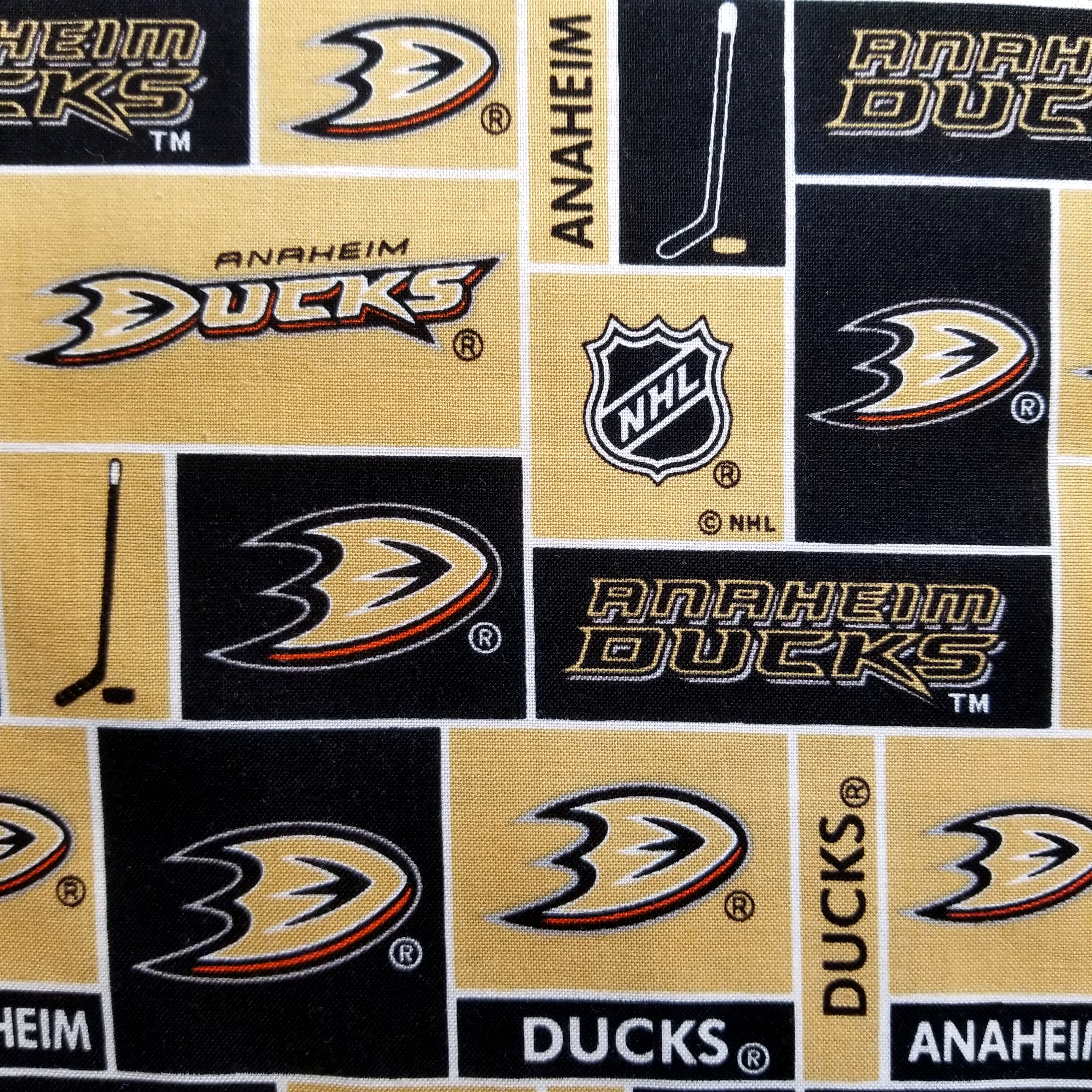 Team Anaheim Ducks