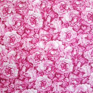 Rose Garden 4 Dark Pink